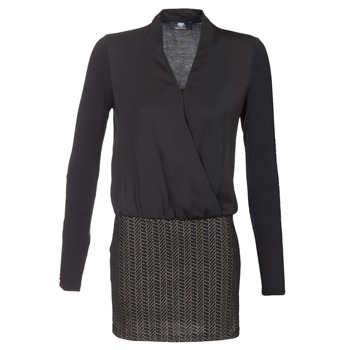 Textil Mulher Vestidos curtos Le Temps des Cerises MALAYA Preto