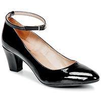 Sapatos Mulher Escarpim So Size HOLO Preto