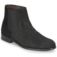 Sapatos Homem Botas baixas So Size HUPA Preto