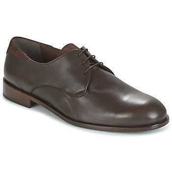 Sapatos Homem Sapatos So Size HUPO Castanho