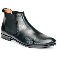 Sapatos Homem Botas baixas Brett & Sons GENOVA Preto