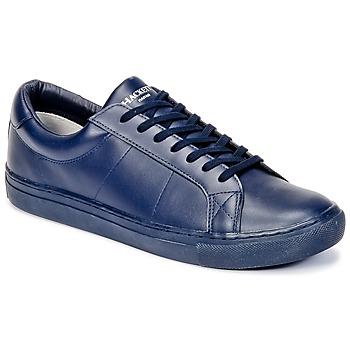 Sapatos Homem Sapatilhas Hackett MYF STRATTON Azul