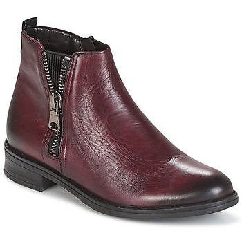 Sapatos Mulher Botas baixas Remonte Dorndorf LOLIPO Bordô