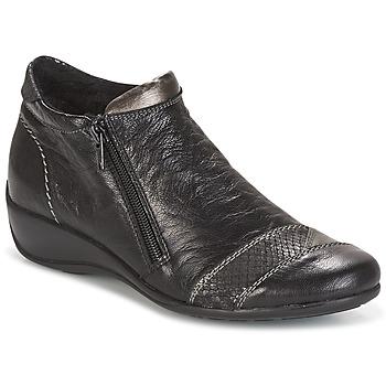 Sapatos Mulher Botas baixas Remonte Dorndorf LOUNA Preto
