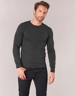 Textil Homem camisolas Tom Tailor GRUS Preto