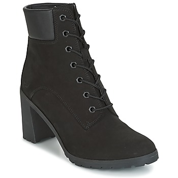 Sapatos Mulher Botins Timberland ALLINGTON 6IN LACE UP Preto