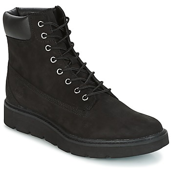 Sapatos Mulher Botas baixas Timberland KENNISTON 6IN LACE UP BOOT Preto