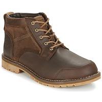 Sapatos Homem Botas baixas Timberland Larchmont Chukka Castanho