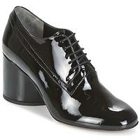 Sapatos Mulher Botas baixas Robert Clergerie KIKI-VERNI-NOIR Preto