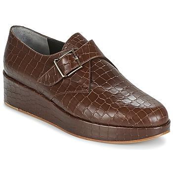 Sapatos Mulher Sapatos Robert Clergerie NONKA-V.COCCO-CHOCOLAT Castanho