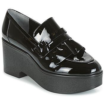 Sapatos Mulher Mocassins Robert Clergerie XOCK-VERNI-NOIR Preto