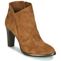 Sapatos Mulher Botins Myma PELOUR Conhaque