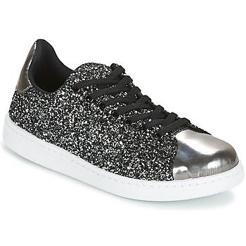 Sapatos Mulher Sapatilhas Yurban HELVINE Cinza