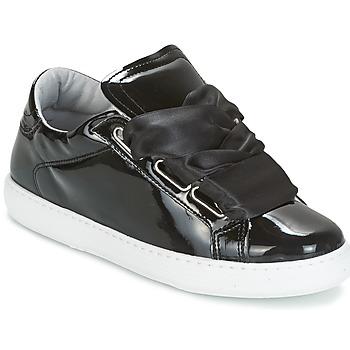 Sapatos Mulher Sapatilhas Yurban HOURIX Preto