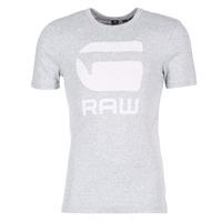 Textil Homem T-Shirt mangas curtas G-Star Raw DRILLON Cinza