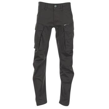 Textil Homem Calça com bolsos G-Star Raw ROVIC ZIP 3D TAPERED Cinza