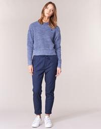 Textil Mulher Calças finas / Sarouels G-Star Raw BRONSON PS SPORT WMN Azul