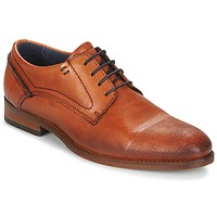 Sapatos Homem Richelieu Coxx Borba BERTO Camel