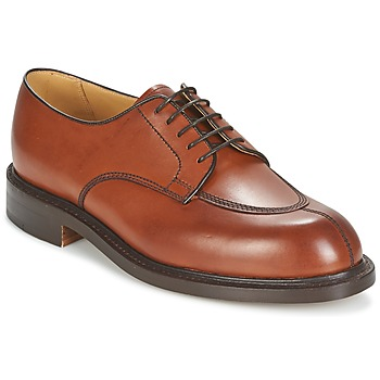 Sapatos Homem Sapatos Barker PARIS Rosa