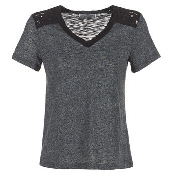 Textil Mulher T-Shirt mangas curtas Casual Attitude HINE Cinza