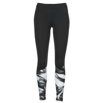 Textil Mulher Collants adidas Performance TF TIG LT PR1 Preto