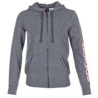 Textil Mulher Sweats adidas Performance ESS LIN FZ HD Cinza