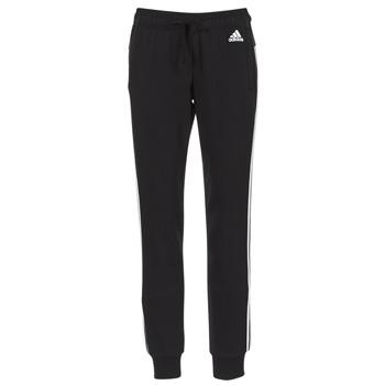 Textil Mulher Calças de treino adidas Originals ESS 3S PANT CH Preto