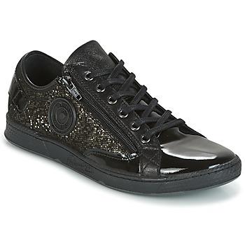Sapatos Mulher Sapatilhas Pataugas JESTER Preto