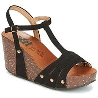 Sapatos Mulher Sandálias Xti  Preto