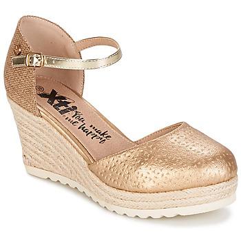 Sapatos Mulher Sandálias Xti  Dourado
