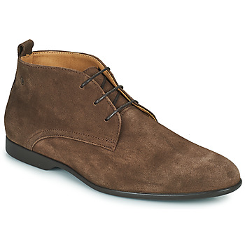 Sapatos Homem Botas baixas Carlington EONARD Castanho