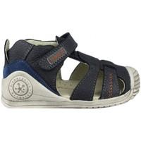 Sapatos Criança Sandálias Biomecanics  AZUL