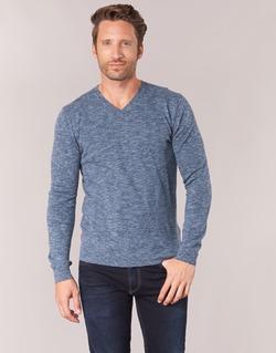 Textil Homem camisolas Esprit GARCHE Marinho