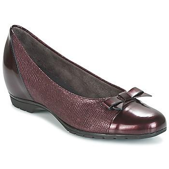 Sapatos Mulher Sabrinas Pitillos 3614 Bordô