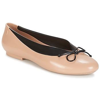Sapatos Mulher Sabrinas Melissa JUST DANCE Bege