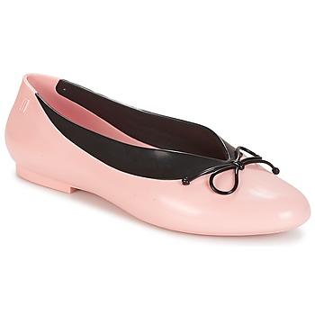 Sapatos Mulher Sabrinas Melissa JUST DANCE Rosa / Preto