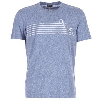 Textil Homem T-Shirt mangas curtas Diesel JOE QF Marinho