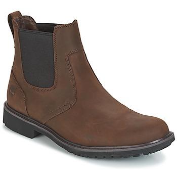 Sapatos Homem Botas baixas Timberland STORMBUCKS CHELSEA Castanho