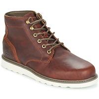 Sapatos Homem Botas baixas Timberland NEWMARKET LUG PT CHUKKA Castanho