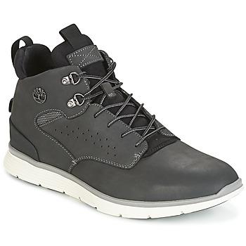Sapatos Homem Sapatilhas de cano-alto Timberland KILLINGTON HIKER CHUKKA Cinza
