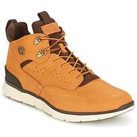 Sapatos Homem Sapatilhas de cano-alto Timberland KILLINGTON HIKER CHUKKA Camel