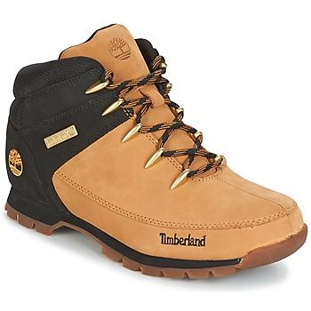 Sapatos Homem Botas baixas Timberland EURO SPRINT HIKER Castanho