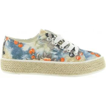 Sapatos Rapariga Sapatilhas Xti 54789 Blanco