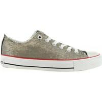 Sapatos Mulher Sapatilhas Bass3d 41217 Met?lico
