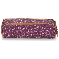Malas Rapariga Estojo Tann's EXCLU CHERRY TROUSSE DOUBLE Cinza / Rosa