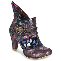 Sapatos Mulher Botas baixas Irregular Choice MIAOW Violeta