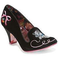 Sapatos Mulher Escarpim Irregular Choice FUZZY PEG Preto