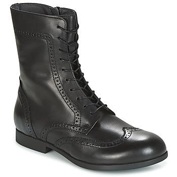 Sapatos Mulher Botas baixas Birkenstock LARAMI Preto