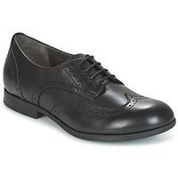 Sapatos Mulher Sapatos Birkenstock LARAMI LOW Preto