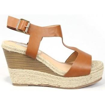 Sapatos Mulher Sandálias La Push 1073 Castanho